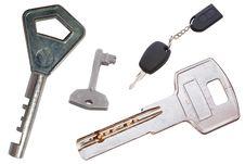 Free Different Keys Stock Photo - 9496310