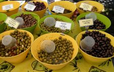 Free Flavored Olives Stock Photo - 9496760
