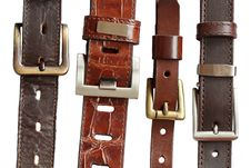Free Belts Royalty Free Stock Photography - 9497117