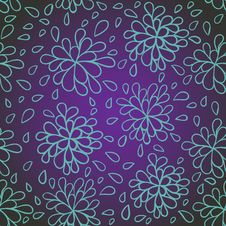 Free Floral Pattern Stock Photography - 9497562