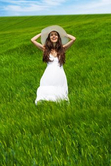 Free Summer Feeling Royalty Free Stock Photography - 9497587