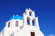 Free White Church Royalty Free Stock Photos - 9499608