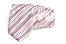 Free Rose Striped Tie Stock Photo - 9499890