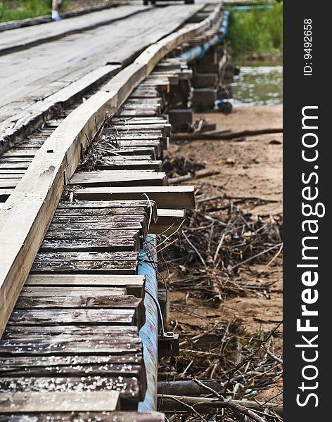 Wooden Bridge 01