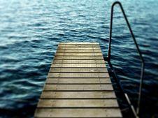 Free Tempting Lake Stock Image - 94945781