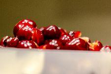 Free Cherries Stock Image - 94983751