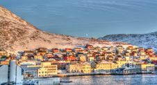 Free Honningsvag Norway Stock Photography - 94983842
