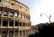 Free The Colosseum, Rome Stock Photo - 951450