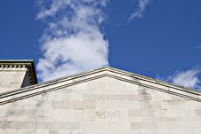 Free Chapel Roofline Stock Photography - 951562