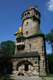 Free Mutter Tower Full Stock Photos - 951683