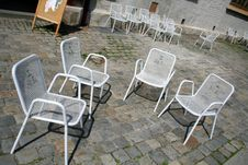 Free Four Chairs Stock Photography - 951932