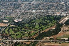 Free Golf Course Stock Photo - 952020