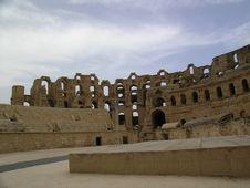 Free Amphitheatre Royalty Free Stock Photo - 952805