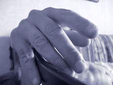 Free Hand Stock Photo - 952900