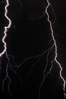 Free Lightning Stock Image - 952921