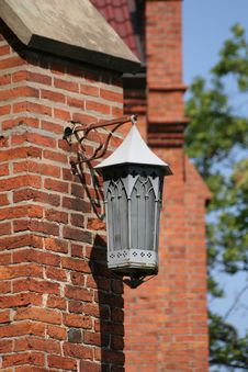 Free Old Lamp Stock Image - 953331