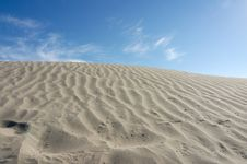 Free Dune In Death Valley Stock Image - 953481