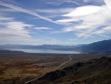 Free Mono Lake Panorama Stock Photo - 953540