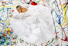 Free Beautiful Bride Stock Photography - 954282
