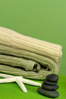 Free Towels Stock Images - 954344