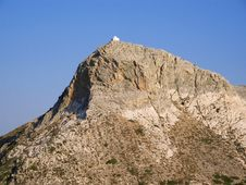 Free Small Church On Rock Stock Images - 954664