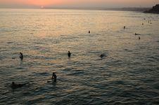Free Surfing Stock Image - 956291