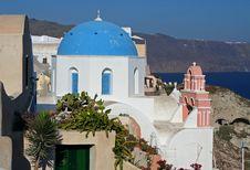 Free Santorini Stock Image - 956761