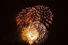 Free Fireworks_2 Royalty Free Stock Images - 956829