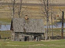 Original Homestead Stock Photo