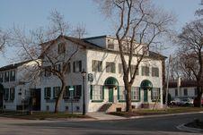 Free Moffat Inn, Niagara On The Lake, Canada Royalty Free Stock Image - 957916