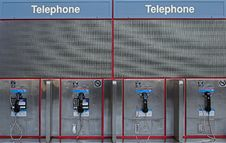 Pay Phones Royalty Free Stock Photos