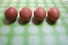 Free Eggs Stock Photography - 958702