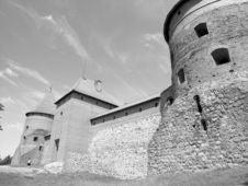Free Trakai Castle Royalty Free Stock Photography - 959187