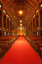 Free Biggest Catholic Wood Church Of Thailand Stock Photo - 9500050
