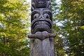 Free Totem Pole Stock Photos - 9504143
