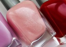Free Nail Polish Royalty Free Stock Image - 9500996