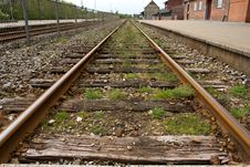 Free Railtrack Stock Photos - 9501513