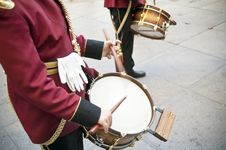 Free Drums Royalty Free Stock Photography - 9504097