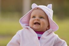 Free Happy Baby Royalty Free Stock Photo - 9504985