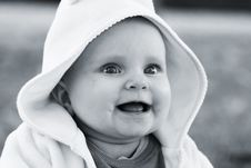 Free Happy Baby Stock Photos - 9505023
