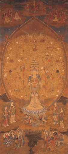 Free King Buddha Royalty Free Stock Photography - 9505687