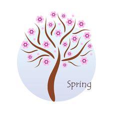 Free Seasonal Tree Royalty Free Stock Image - 9506626