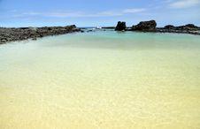 Free Hidden Beach Cove Royalty Free Stock Photo - 9506805