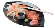 Free Japanese Inspired Salmon Stock Photos - 9509213