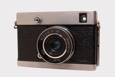 Vintage Russian Camera Royalty Free Stock Image