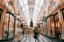 Free Royal Arcade In Melbourne Royalty Free Stock Images - 95031379
