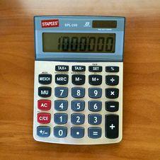 Free Calculating Success Stock Image - 95031591