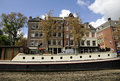 Free Building And Boat On Canal Royalty Free Stock Photo - 9510695