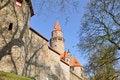 Free Stronghold Bouzov, Czech Royalty Free Stock Photos - 9513538