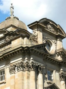 Free Detail Of Edinburgh Architecture Royalty Free Stock Photo - 9510155